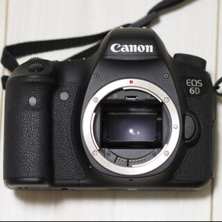 Canon EOS 6D レンズ付き