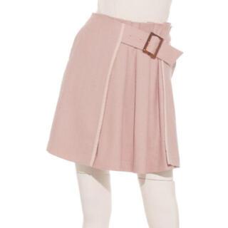 リリーブラウン(Lily Brown)のLily brown スカート(ミニスカート)