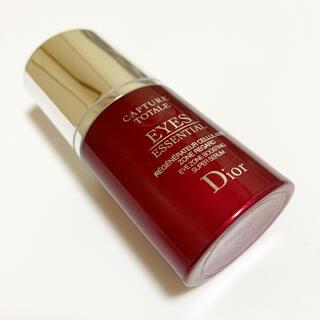 ディオール(Dior)のディオールカプチュール トータル 目元用美容液(アイケア/アイクリーム)