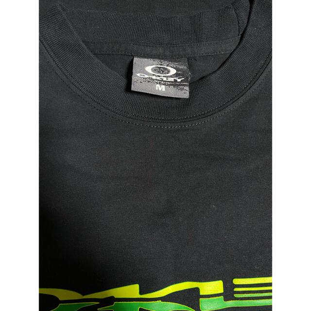 Oakley(オークリー)の美品 OAKLEY ネオンカラーロゴ Tシャツ logo t shirt メンズのトップス(Tシャツ/カットソー(半袖/袖なし))の商品写真