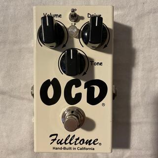 Fulltone OCD Ver1.4(エフェクター)
