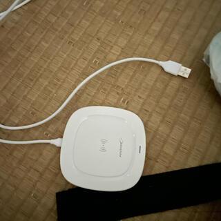 置き型充電器