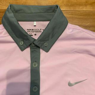 NIKE - ナイキゴルフウェア ポロシャツ メンズ Lサイズ