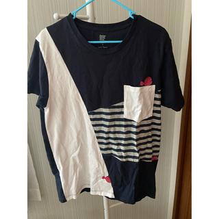 Design Tshirts Store graniph - Design Tshirts  Store  graniph 金魚柄