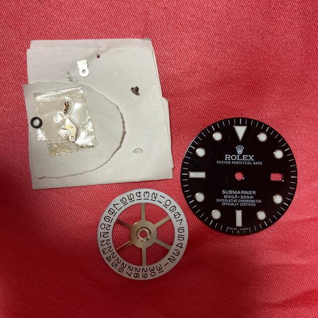 ROLEX(ロレックス)のジャンク品 ROLEXサブ文字盤他‼️本日限り大処分‼️SALE!! メンズの時計(その他)の商品写真