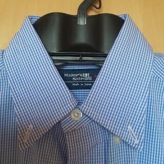 鎌倉シャツ 半袖シャツ