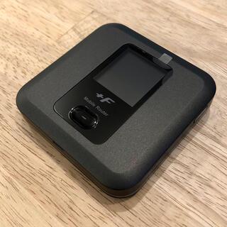 FUJISOFT +F FS030W 富士ソフト モバイルWi-Fiルーター