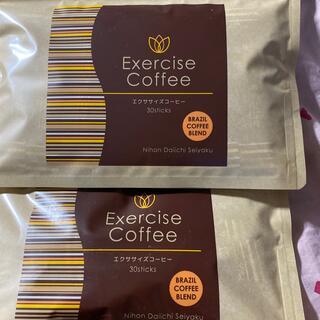 エクササイズコーヒー 2袋(ダイエット食品)