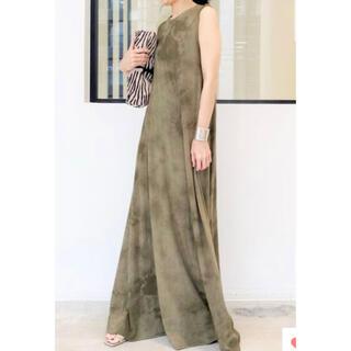 L'Appartement DEUXIEME CLASSE - RAQUEL ALLEGRA ラクエル アレグラ N/S Maxi Dress