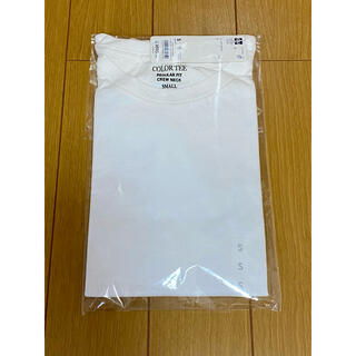 GU - 【新品未使用】GU 半袖カラーTシャツ