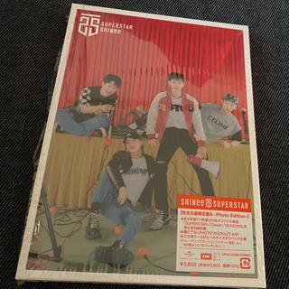 SHINee - SHINee ミニアルバム『SUPERSTAR』完全生産限定盤A 訳あり