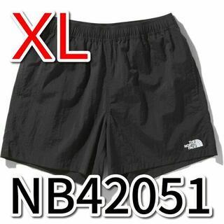 THE NORTH FACE - 新品 XLサイズ ブラック ノースフェイス バーサタイルショーツ NB42051