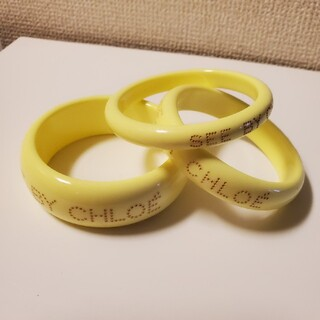 SEE BY CHLOE - 【早い者勝ち!美品】シーバイクロエ ブレスレット