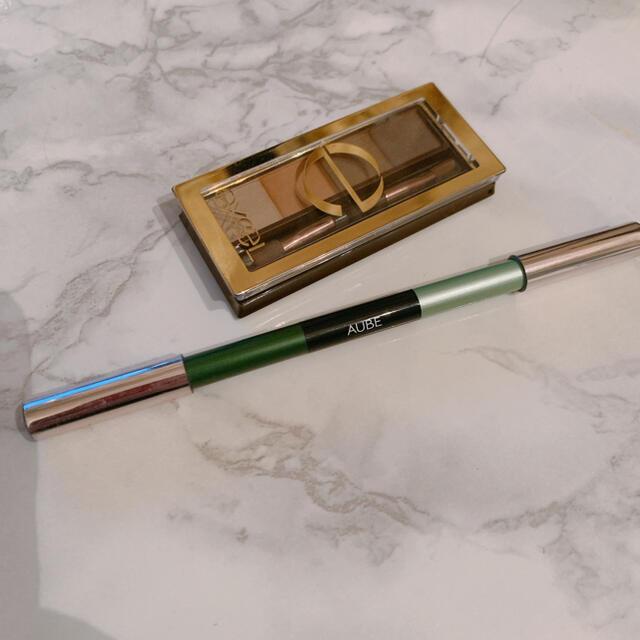 AUBE(オーブ)のExcel 眉パウダー AUBE ペンシル コスメ/美容のベースメイク/化粧品(パウダーアイブロウ)の商品写真