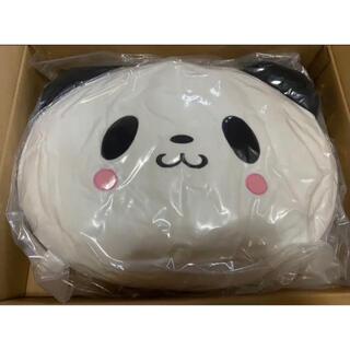 Rakuten - お買い物パンダフェイス型クッション