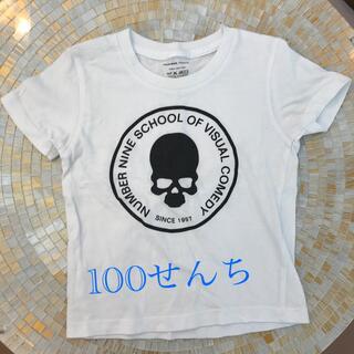 ナンバーナイン(NUMBER (N)INE)のナンバーナイン キッズ 100センチ Tシャツ(Tシャツ/カットソー)