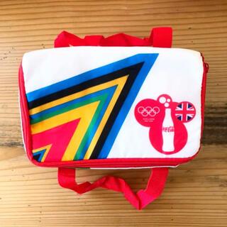 コカコーラ(コカ・コーラ)のコカコーラ オリンピック 保温保冷バッグ ノベルティー 非売品(ノベルティグッズ)