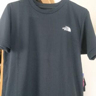 THE NORTH FACE - 【新品未使用】ノースフェイス Tシャツ ロゴカモ ブラック Mサイズ