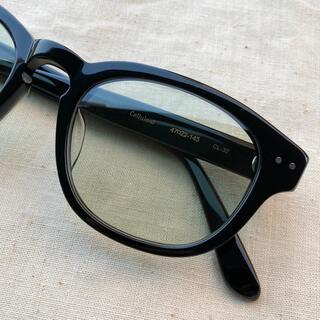 EFFECTOR - 国産 鯖江 ハンドメイド セルロイド 眼鏡 / カトハチ パルマG