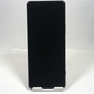 SONY - Sony Xperia 1 ii XQ-AT42 SIMフリー フロストブラック