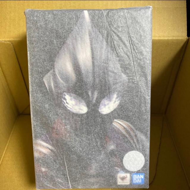 BANDAI(バンダイ)の4体 BANDAI SPIRITS S.H.フィギュアーツ ウルトラマンティガ エンタメ/ホビーのフィギュア(特撮)の商品写真