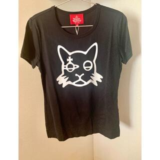 Vivienne Westwood - キャットプリント クラシックTシャツ