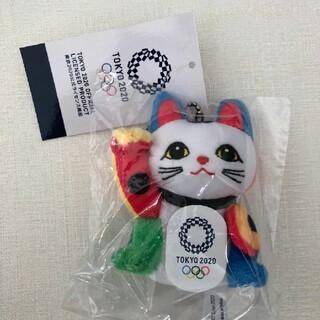オリンピックグッズ 招き猫