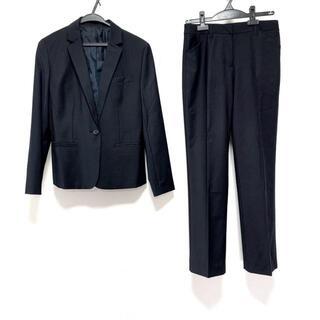 プラステ(PLST)のプラステ レディースパンツスーツ - 黒(スーツ)