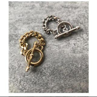 アリシアスタン(ALEXIA STAM)のMantel Chain Ring(リング(指輪))