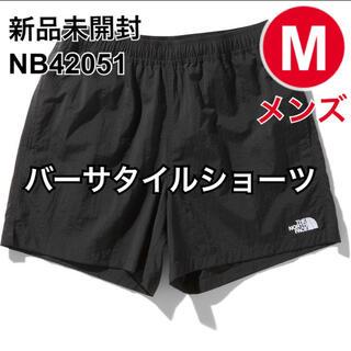 THE NORTH FACE - 新品 ノースフェイス バーサタイルショーツ ショートパンツ ブラック M 黒