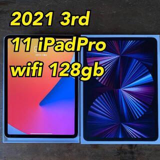 Apple - ④ 11インチ 3rd iPad Pro 2021 128gb