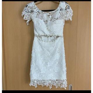 ナイトドレス ミニドレス 花柄