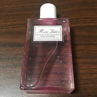 ディオール(Dior)の限定 Dior ミス ディオール ハンドジェル 100ml(その他)