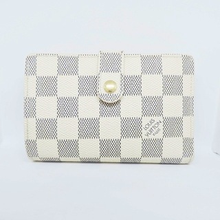 LOUIS VUITTON - ルイヴィトン 2つ折り財布 ダミエ N61676