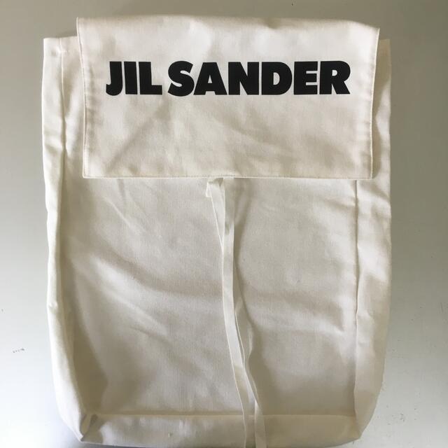 Jil Sander(ジルサンダー)のJILSANDER ジルサンダーショップ袋 布 レディースのバッグ(ショップ袋)の商品写真