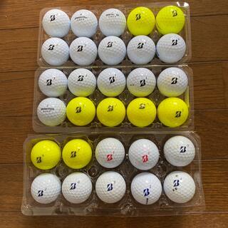 BRIDGESTONE - ブリヂストン ロストボール ゴルフボール