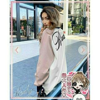 Rady - ♡Rady♡バックロゴロングTシャツ(ユニセックス)