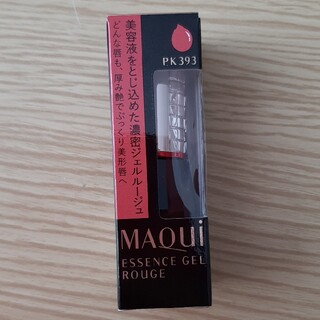 マキアージュ(MAQuillAGE)のマキアージュ エッセンスジェルルージュ PK393(口紅)