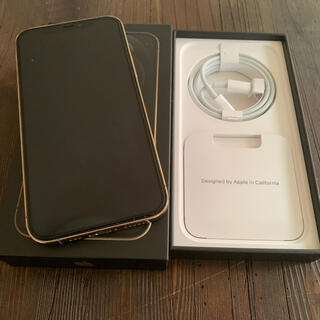 Apple - iPhone12 pro ゴールド 128 GB 国内版SIMフリー 1括購入