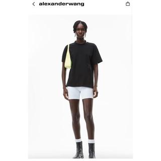 アレキサンダーワン(Alexander Wang)の◾︎ 新品未使用 Alexander Wang パフロゴTシャツ(Tシャツ(半袖/袖なし))