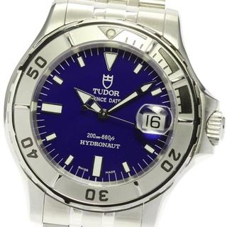 チュードル(Tudor)の☆美品 チュードル ハイドロノート 89190 メンズ 【中古】(腕時計(アナログ))