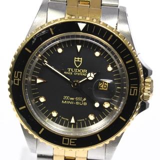 チュードル(Tudor)のチュードル ミニサブ プリンスオイスターデイト 73091 ボーイズ 【中古】(腕時計(アナログ))
