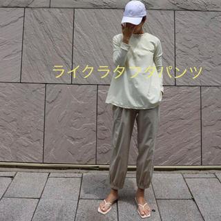 DEUXIEME CLASSE - 新品♡MACHATT マチャット♡ライクラタフタパンツ