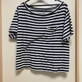 スナイデル(snidel)のスナイデル Tシャツ(Tシャツ(半袖/袖なし))