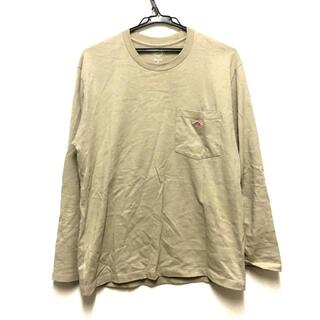 ダントン(DANTON)のダントン 長袖Tシャツ サイズ40 M メンズ -(Tシャツ/カットソー(七分/長袖))