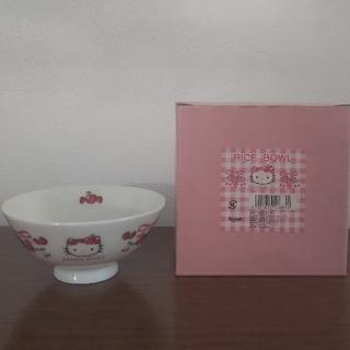 ハローキティ(ハローキティ)のハローキティ 茶碗(プレート/茶碗)