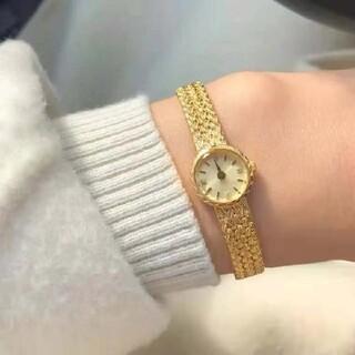 Ameri VINTAGE - vintage 麦の穂 時計