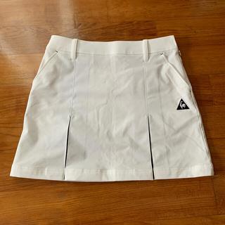 le coq sportif - ルコック、プリーツスカート、美品、ゴルフウェア