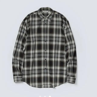 COMOLI - 新品、21AW AURALEE オーラリー チェックシャツ!