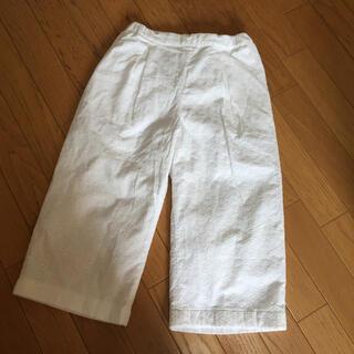 GU - GU ガールズワイドパンツ サイズ150cm